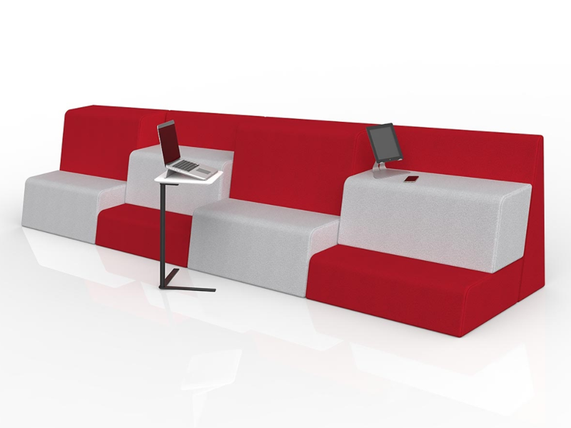 OMI Polo Collab Seating system
