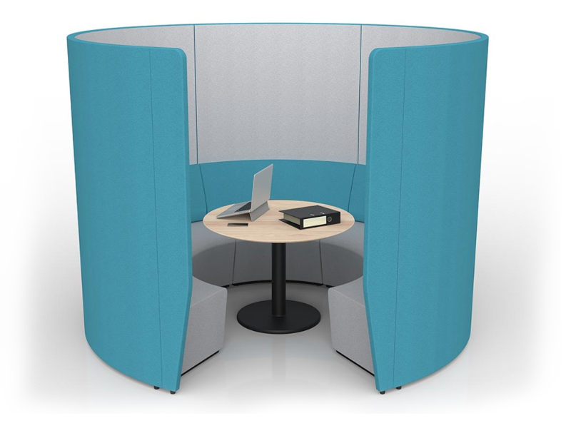 OMI Arc Privacy Lounge