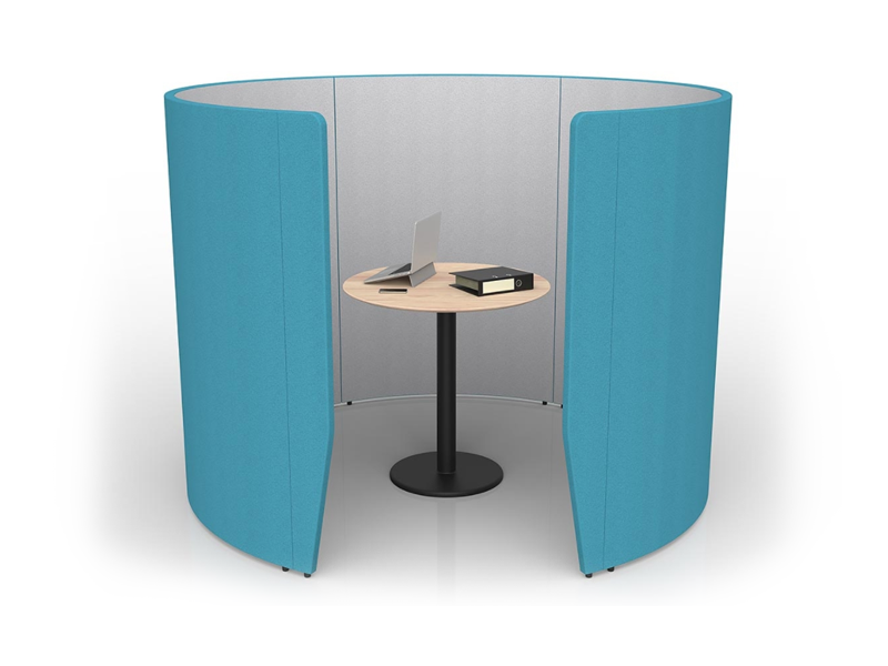 OMI Ring Privacy Booth