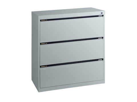 OS Lateral 3 Drawer