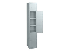 OS Locker 6 Door