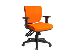 REX Chair w. arms medium back
