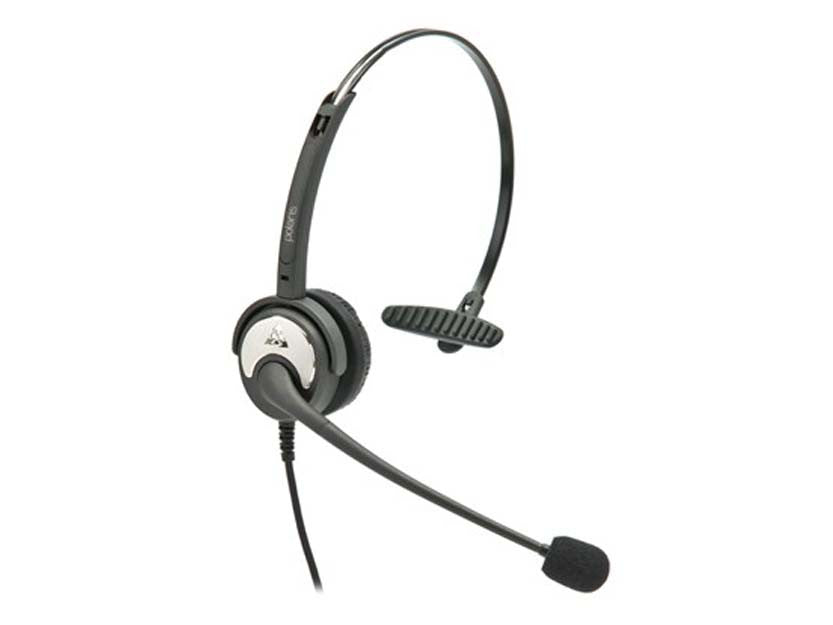 SPRO Wideband Monaural Corded Headset