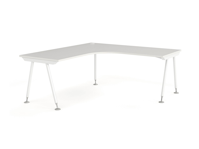 SWAY 1 to 4  person L Shaped desk system