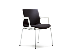 TEGA LUX Base Chair w. arms