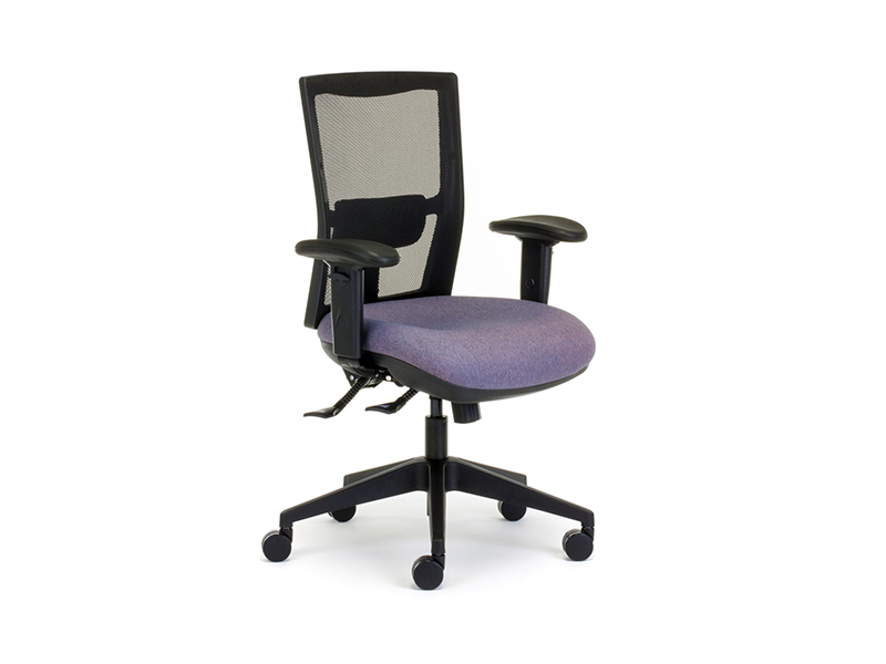 TEAM AIR HEAVY DUTY Chair w. arms