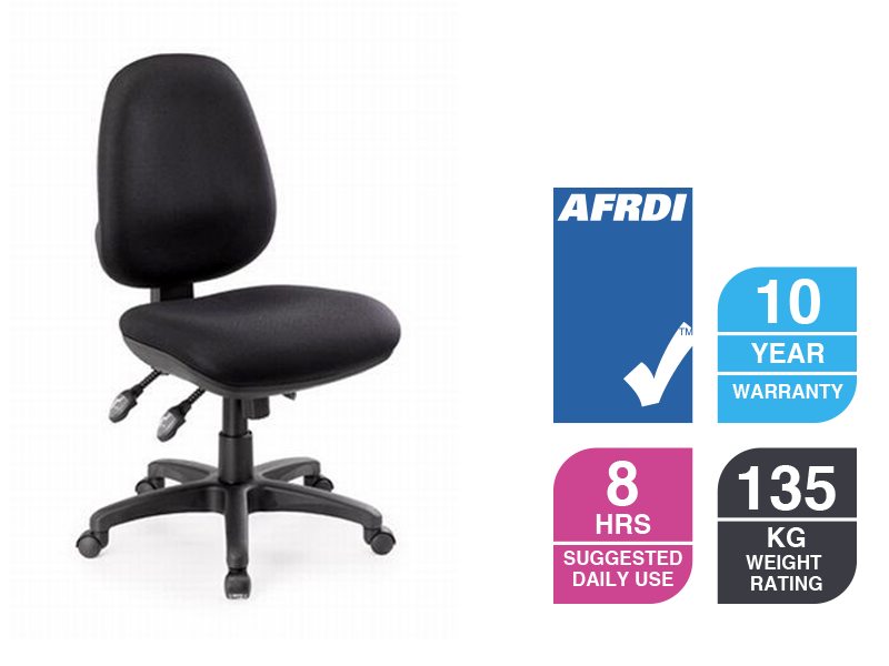 TENOR PLUS Chair medium back
