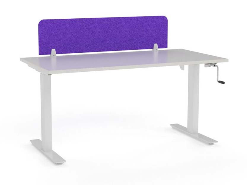 WERKWELL Manual Adjust desk system