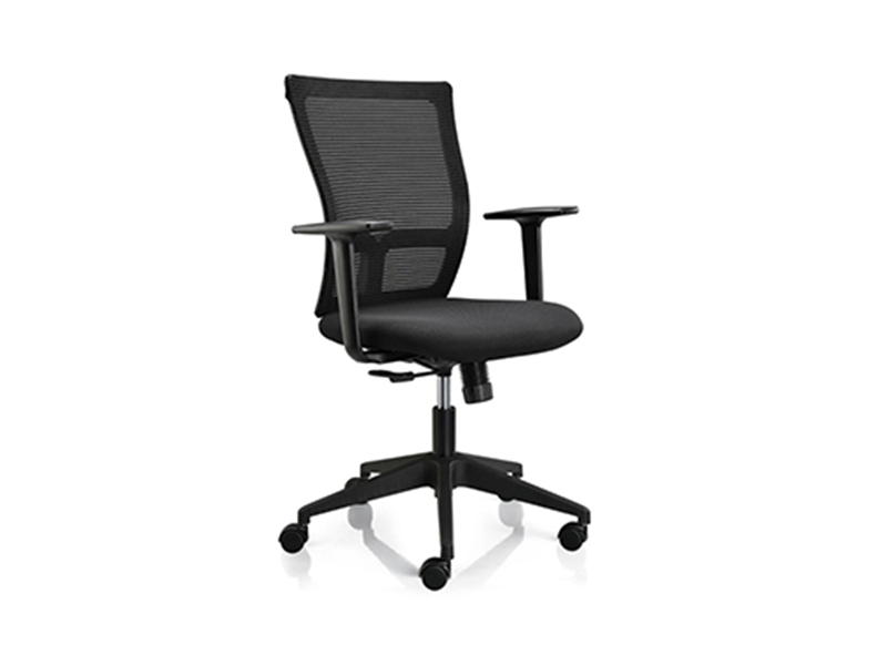 WEEKS Mesh Chair w. arms