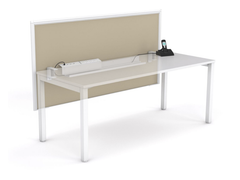 XENO 1 person Straight desk system