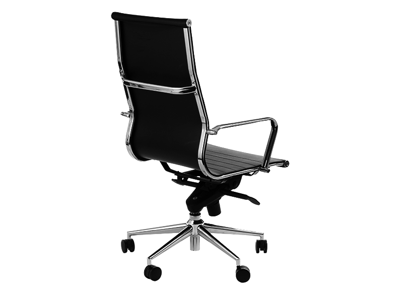 AIMS PU Chair high back