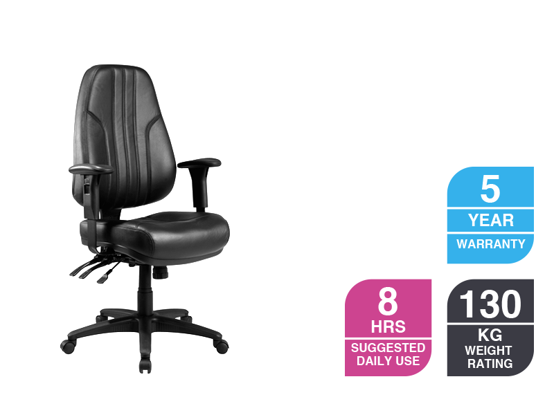with chair ergoelite elite raynor ergo headrest eurotech features