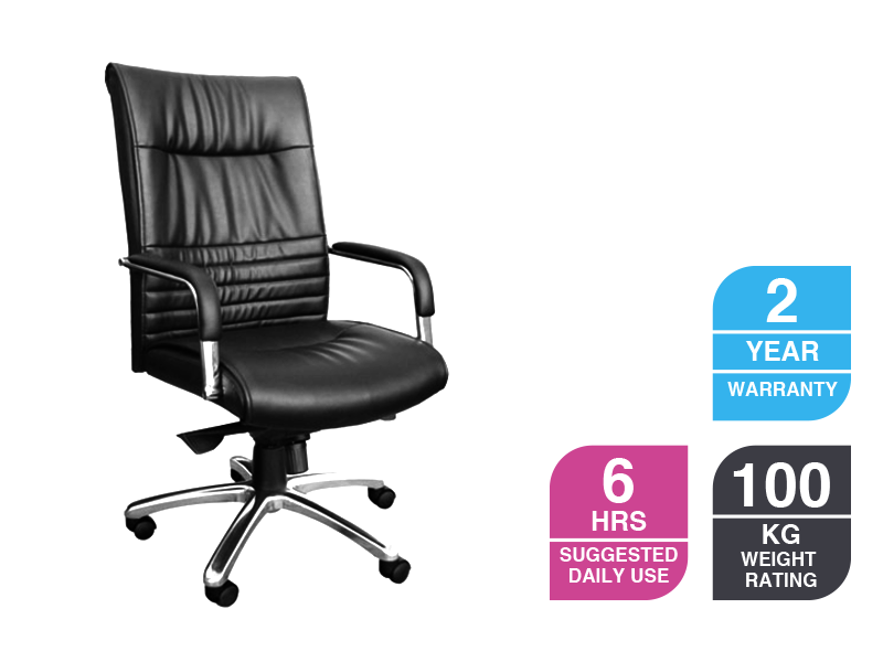 ROONEY Executive Chair high back