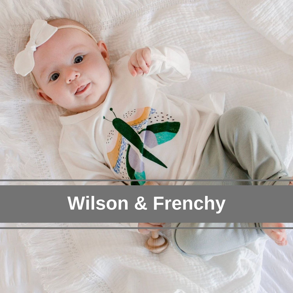 wilson and frenchy babywear and girls pyjamas
