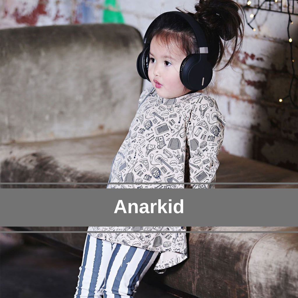 Anarkid organic and ethical girls and baby clothing