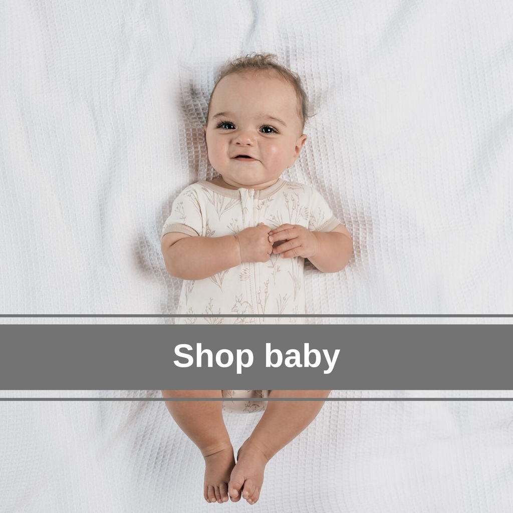 shop ethical organic baby girl clothing that isn't pink