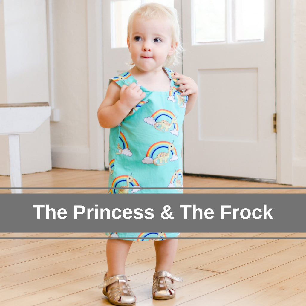 the princess and the frock handmade girls dresses