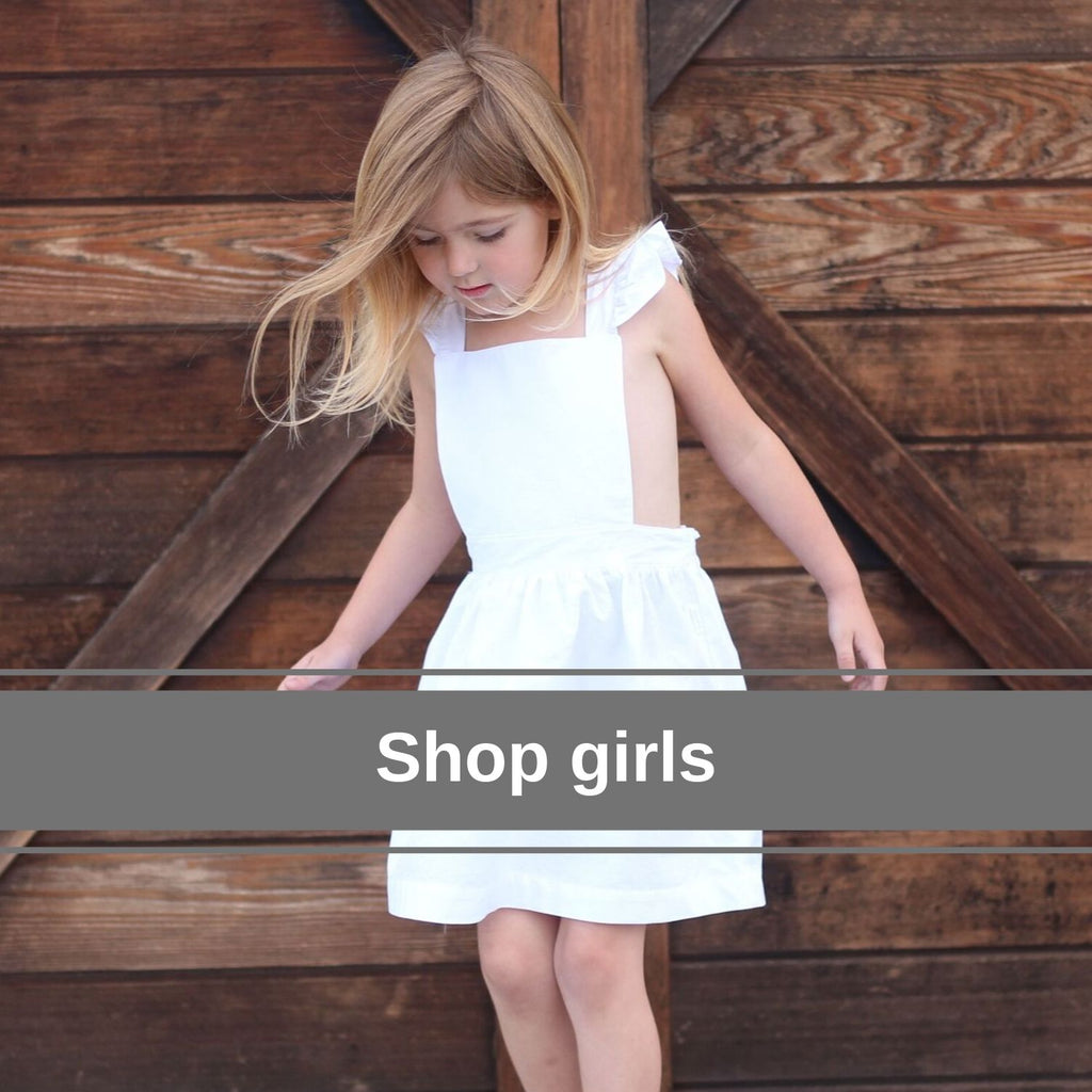 shop girls clothing that isn't pink at pretty without pink