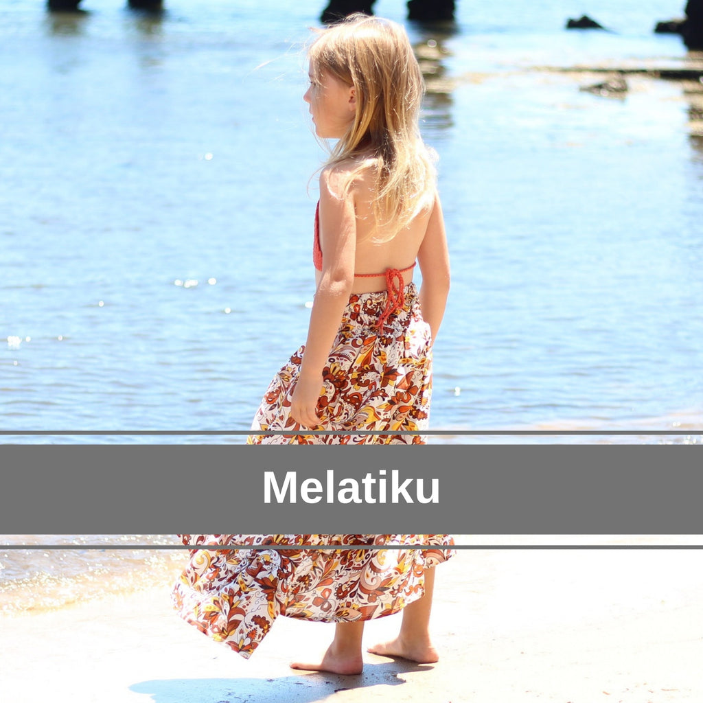 melatiku tropical girlswear ethically made in bali