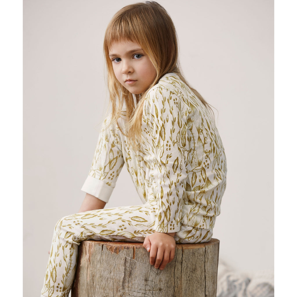 wilson and frenchy organic girls pyjamas online Australia