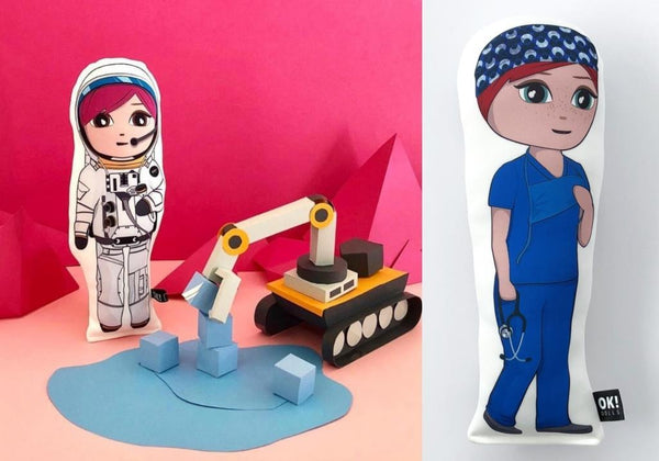 ok dolls astronaut toy for girls surgeon toy for girls