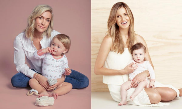 Kristin cavallari and Kate Waterhous for Sapling Child