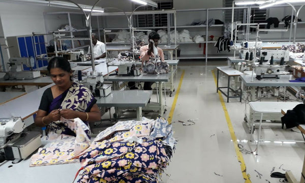 oobi's ethical factory in india