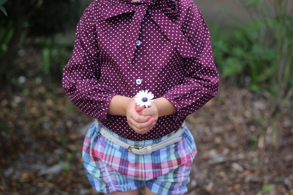 cute toddler outfit online australia poppy harper the label blouse shorts