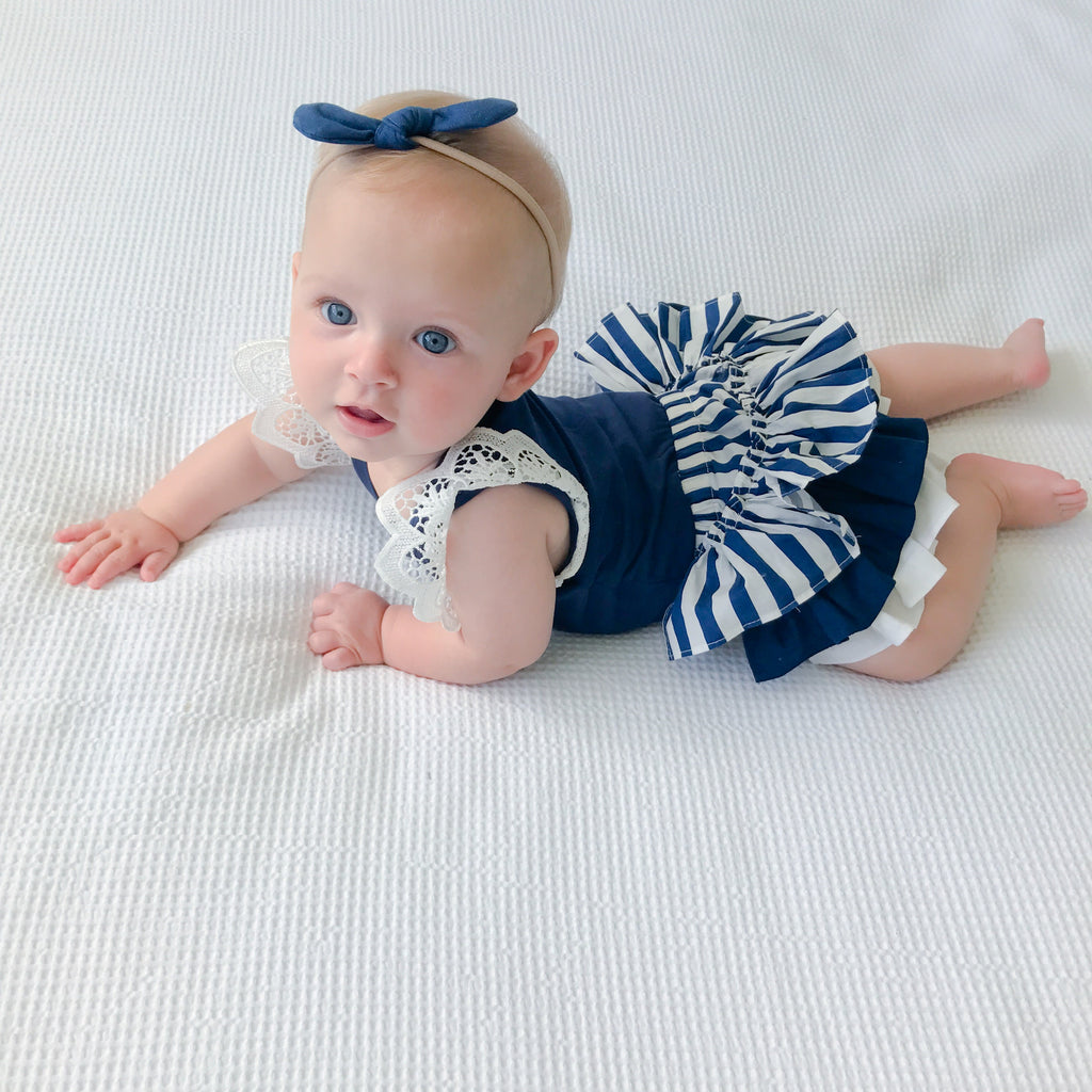 cute clothing for babies Poppy Harper The Label ethically made