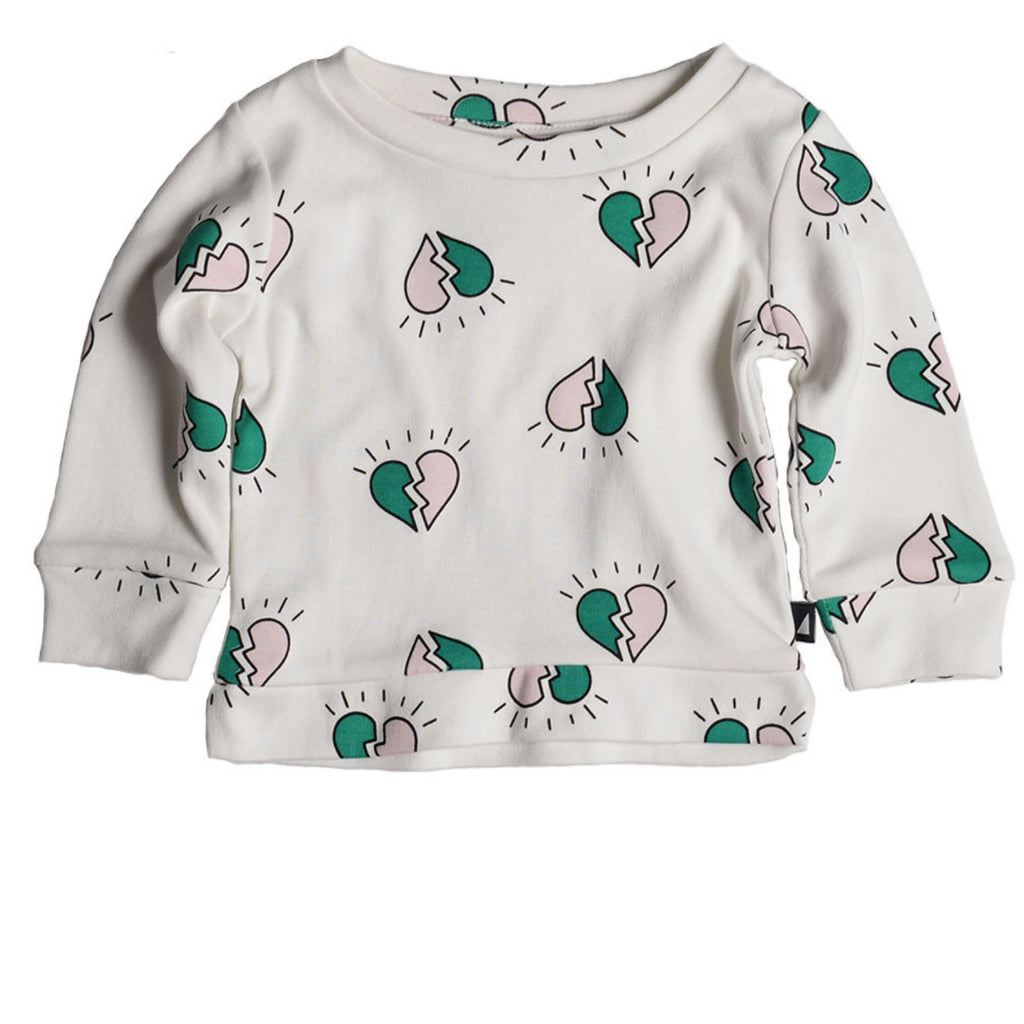 Anarkid 'Heartbreaker' Girls Sweater
