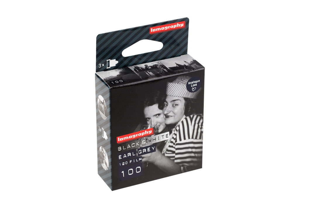 Lomography Earl Grey 100/120 3 pcs