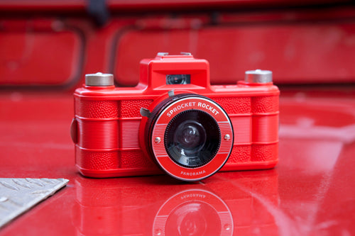 Sprocket Rocket Camera – Red