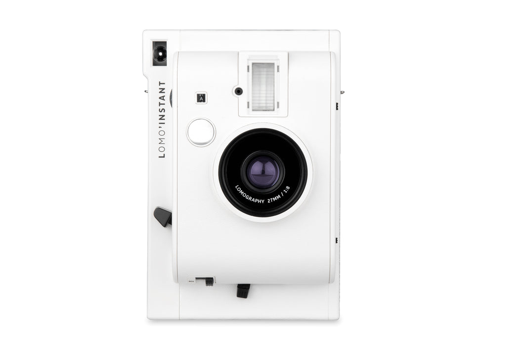 Lomo'Instant Mini White