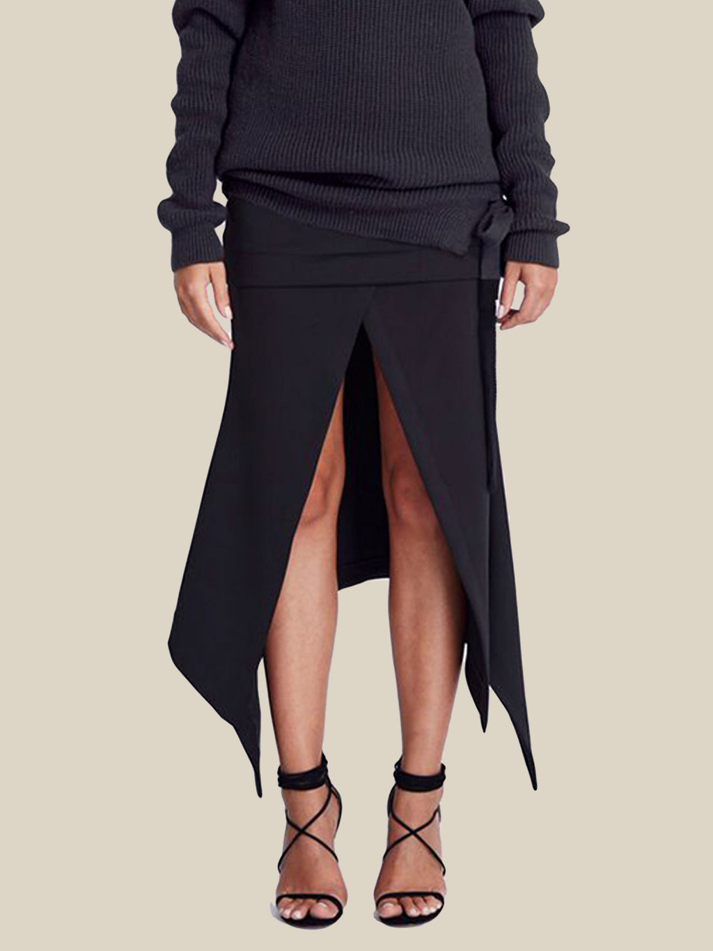 maurie and eve young for eternity skirt black