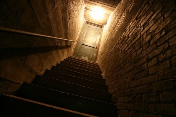 America's Scariest Stairs!