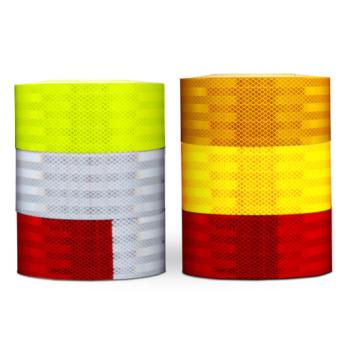 3M DOT Highly Reflective Conspicuity Tape Pressure Sensitive Adhesive 983 Series