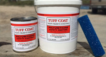 Tuff Coat Non Skid Coating Cand