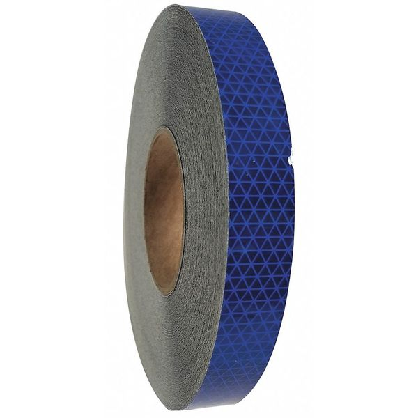 "1"" Roll Orafol Oralite V98 Conformable Blue Reflective Safety Tape 22043"