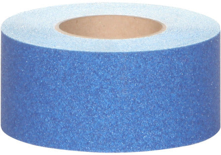 60-Grit, Light Blue, 6-Inch x 24-Inch, Pack of 50 Jessup Safety Track 3330 Commercial Grade Non-Slip High Traction Safety Tape