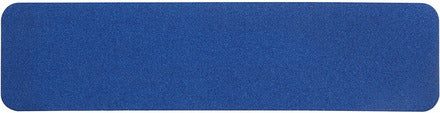 "6"" x 24"" Abrasive Anti Slip Non Skid Safety Track Tape Dark Blue 3325-6x24 - Case of 50"