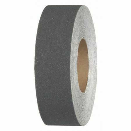 "Special Offer - 15% OFF With Code 15OFFTODAY - 2"" X 60' Roll GRAY Abrasive Non-Slip Tape - Limited Stock"