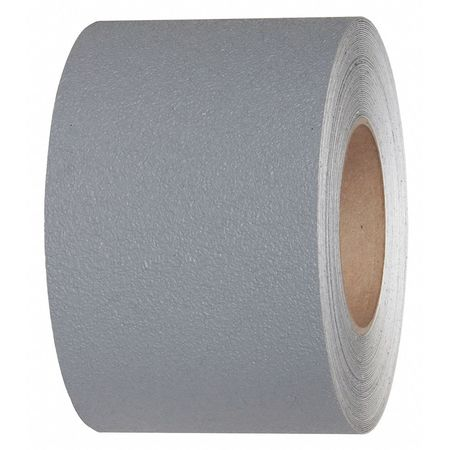 GRAY Resilient Rubberized Non-Slip Tape - Multiple Options Case Quantity