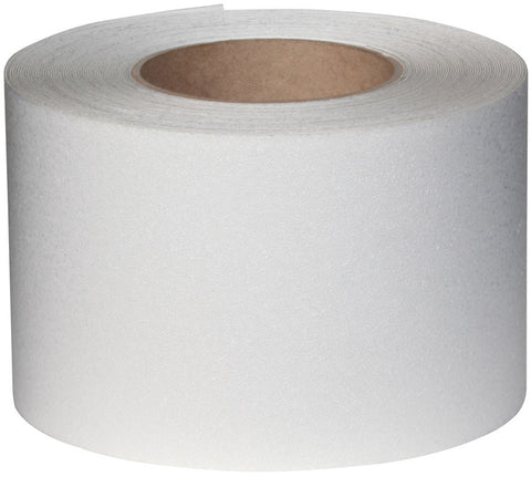 "4"" X 60' Jessup Safety Track 3500 Resilient Anti Slip Non Skid Tape Clear 3530-4 Case of 3 Rolls"