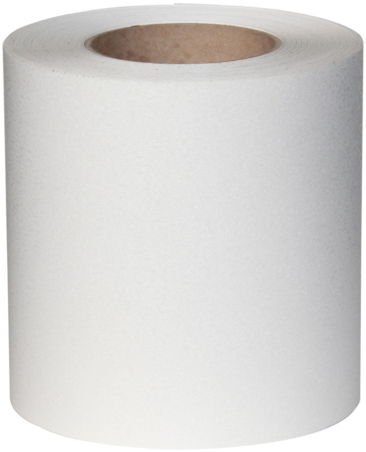 "6"" X 60' Roll CLEAR Resilient Tape - Case of 2 - Up to 5 Day Processing"