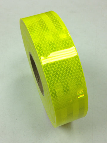 "2"" x 12 Foot Roll 3M 983-23 Series Reflective Conspicuity Tape Pressure Sensitive Adhesive 75-0301-6183-2"