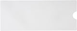 "16"" X 40"" WHITE Vinyl Adhesive Bath Mat - Single Mat and Case Quantity Options"