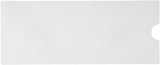 "16"" X 40"" WHITE Vinyl Adhesive Bath Mat - Case of 12"