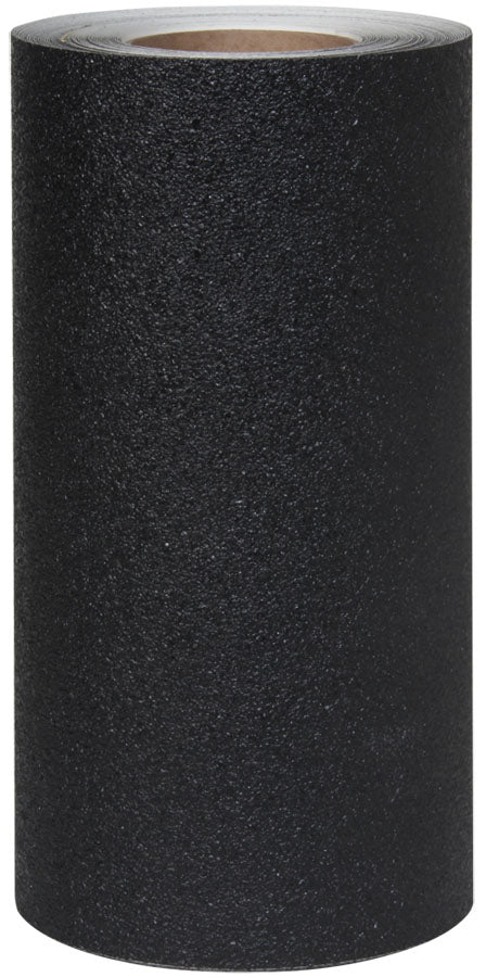 "18"" X 60' Roll BLACK Coarse Vinyl Tape"