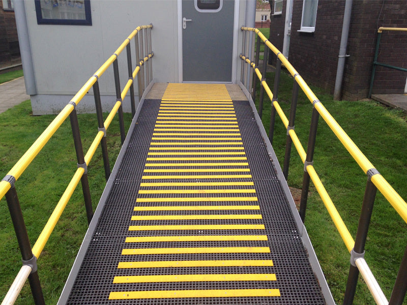Industrial Non-slip Deck, Step & Walkway Strips