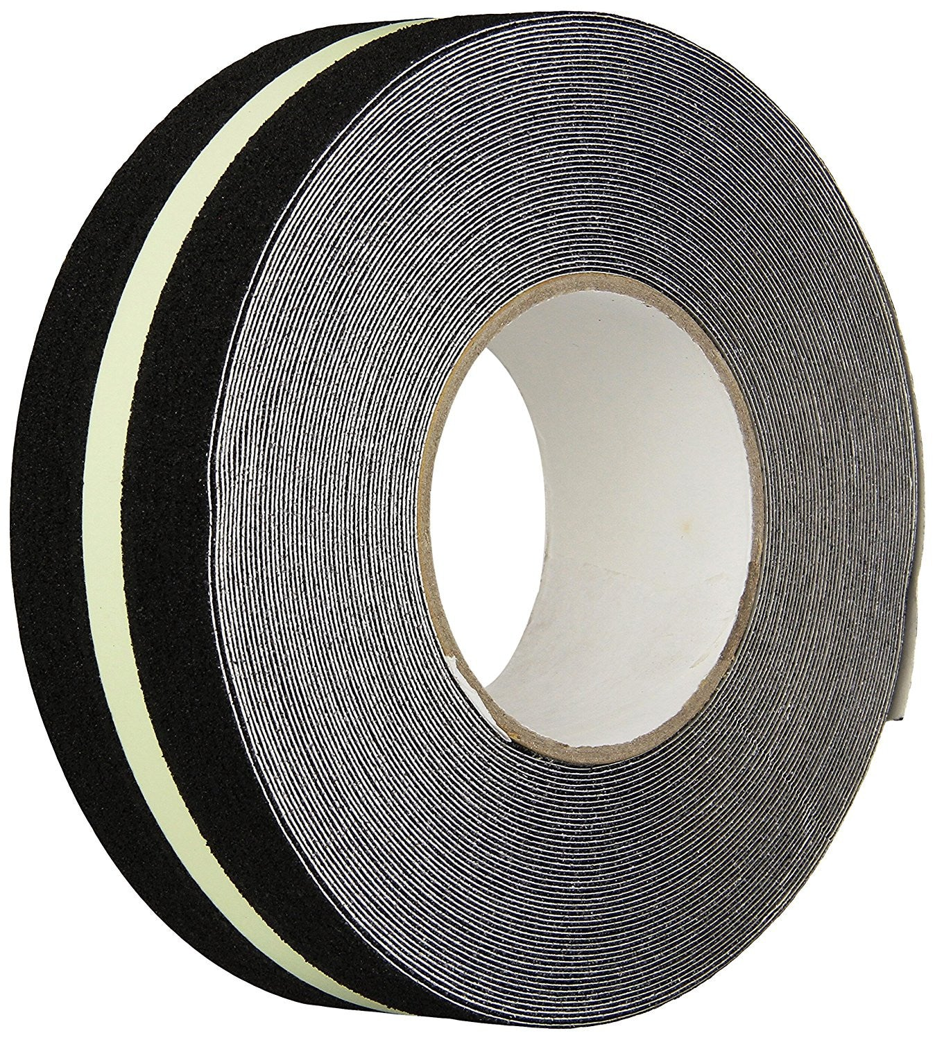 "Buy One Get One FREE - 2"" X 60' Foot Roll Heskins Safety Grip Glow Line Anti Slip Tape - Use Code BOGOFREE When Checking Out - Low Stock"